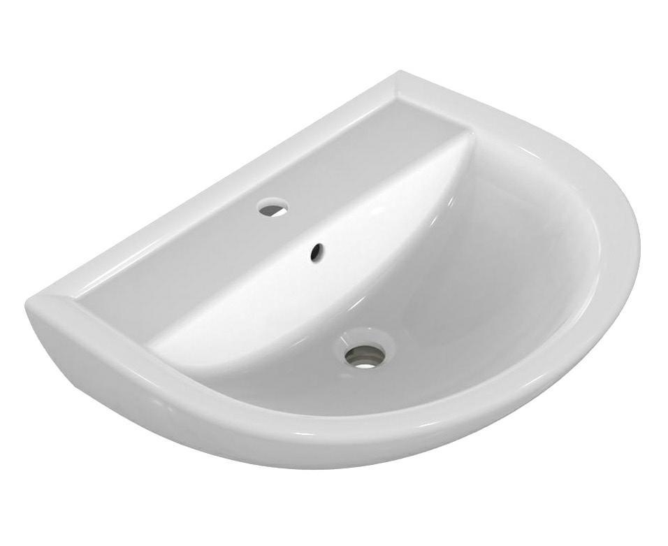 Catalogo Lavabi Ideal Standard.Lavabo Kati Bianco Ideal Standard Cm 65x47 Cod J509701 Serie Kati